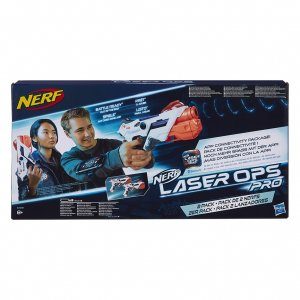 Nerf Laser Ops Alpha Point double pack