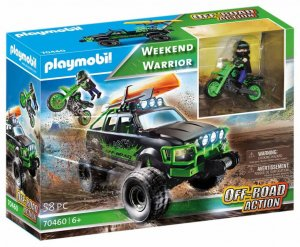 Playmobil 70460 Weekend Warrior tern auto